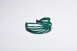 Pieces by bonbon Felicia Headband Green