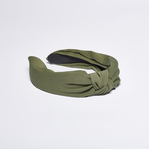Pieces by bonbon Nova Headband Green