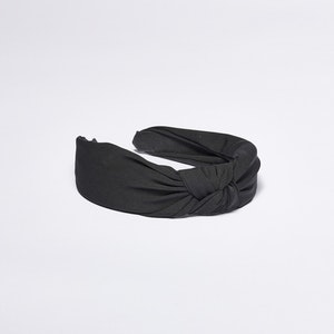 Pieces by bonbon Nova Headband Black