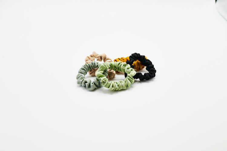 Vera scrunchie- Small Mint