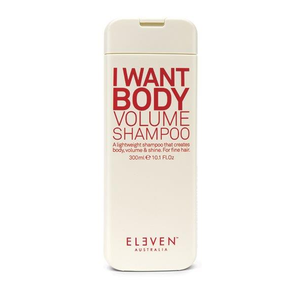 Eleven Australia I Want Body Volyme Shampoo 300ml