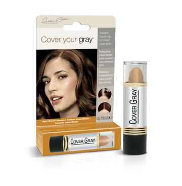 Cover Your Gray, Color Stick, Light Brown
