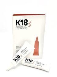 K18 DUO At Home Hair Mask 2x5 ml KAMPANJPRIS!