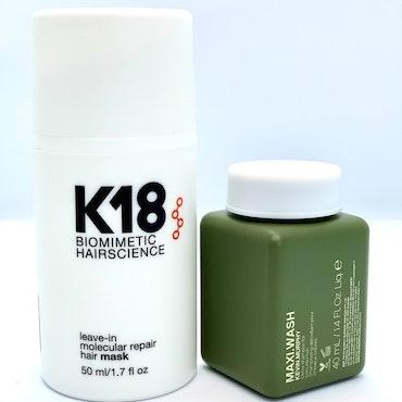 K18 Hair Mask 50 ml + Kevin Murphy Maxi Wash 40ml KAMPANJPRIS!