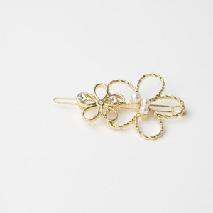 Pieces by bonbon Anna-lisa hairclip gold