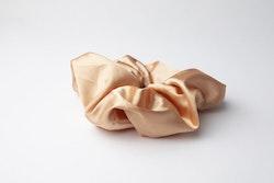Pieces by bonbon Sussie scrunchie overzised peach