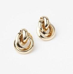 Pieces by bonbon Ella earring gold