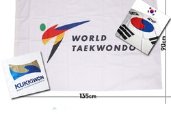 FLAGGA: WORLD TAEKWONDO