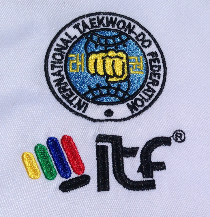 MIGHTY FIST: TAEKWON-DO ITF DRÄKT BEGINNER 100-150cm