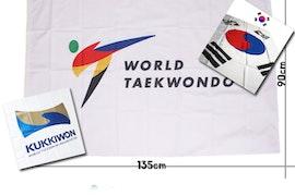 Flagga: Korea