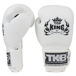 TOP KING: BOXNINGSHANDSKAR SUPER AIR VIT