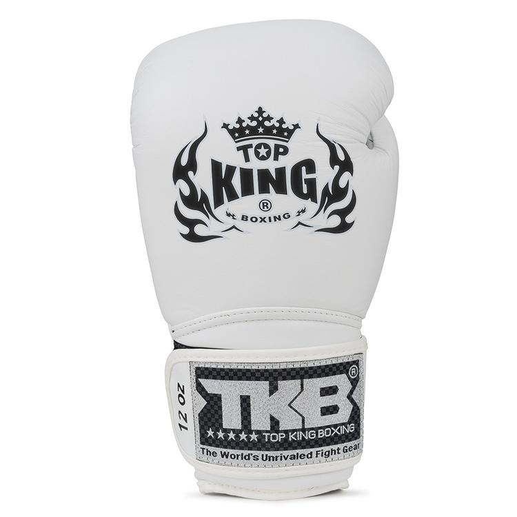 TOP KING: BOXNINGSHANDSKAR SUPER AIR VIT