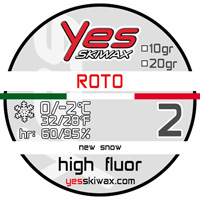 Yes Skiwax Roto HF Serie