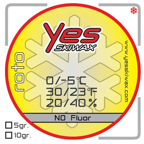 Yes Skiwax Roto NF Serie