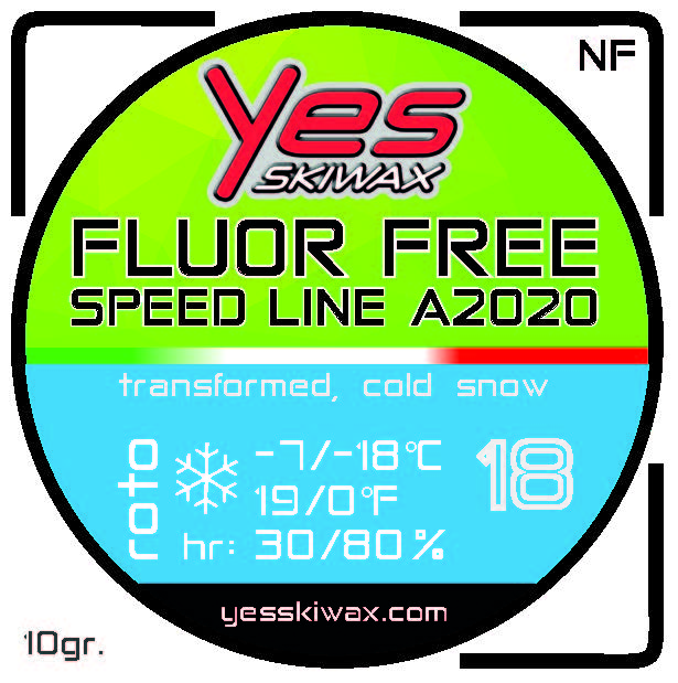 Yes Skiwax Speedline Serie NF