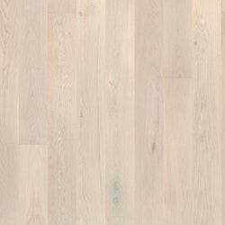 Tarkett Shade 14 Ek Snow Flake Plank - Mattlack - Parkettgolv