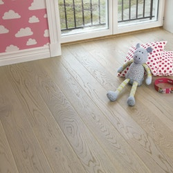 Tarkett Shade Ek Misty Grey Plank Br 1-Stav - Mattlack - Parkettgolv - 2520 MM - 14 MM