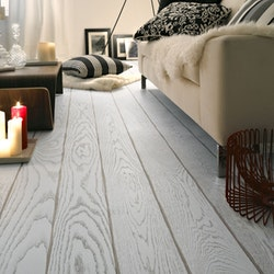 Tarkett Play Ek Winter Plank 1-Stav - Mattlack - Parkettgolv - 2520 MM - 14 MM