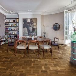 Kährs Ek Palazzo Fumo Holländskt Mattlack - Parkettgolv