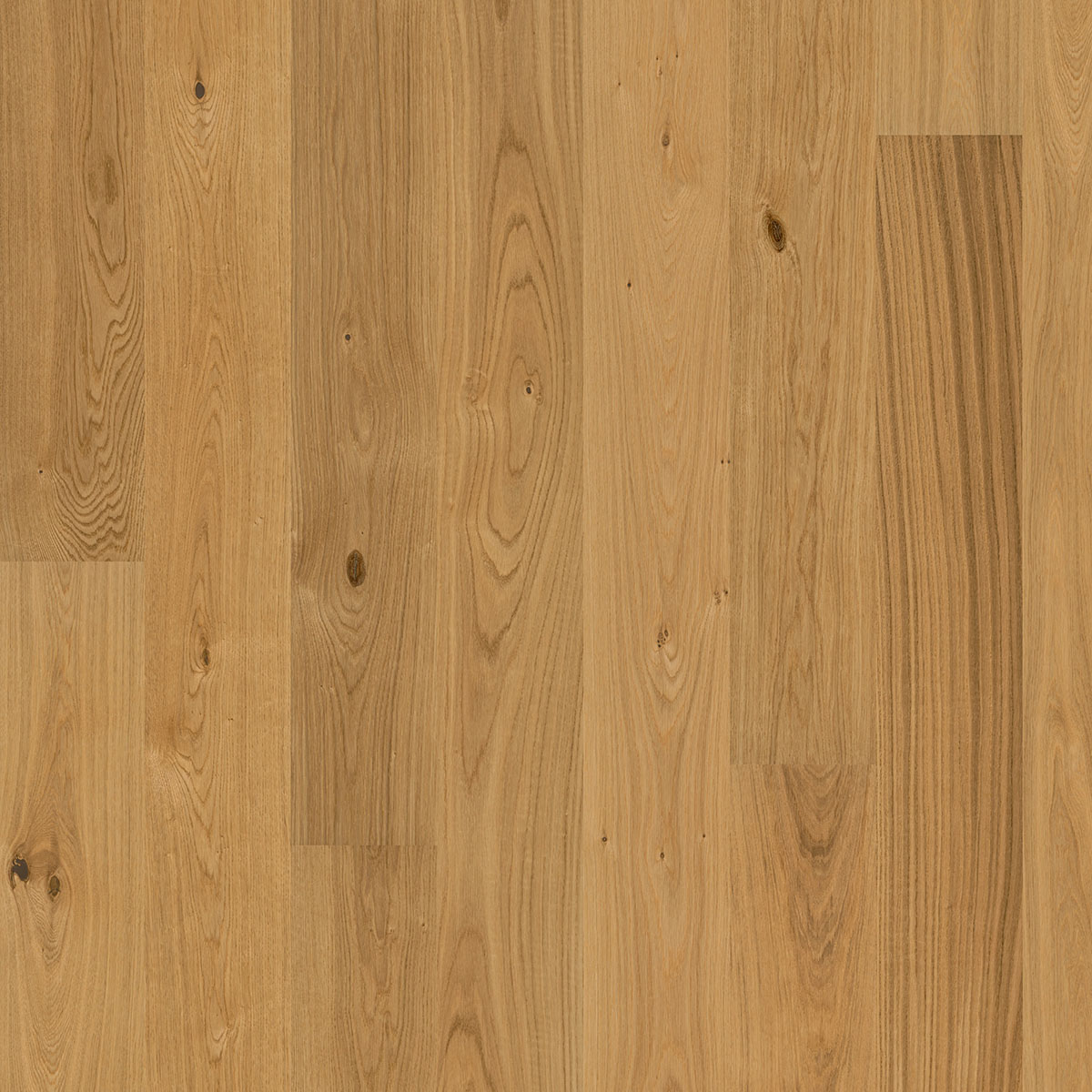 Kährs Ek Pure Mattlack 1-stav - Parkettgolv