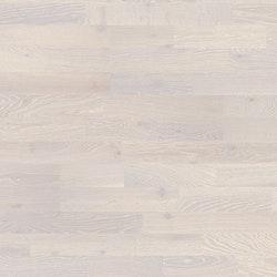 Tarkett Heritage Oak Chalk White 3-Stav - Hårdvaxolja - Parkettgolv