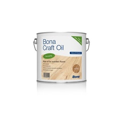 Bona Craft Oil Graphite 1 L