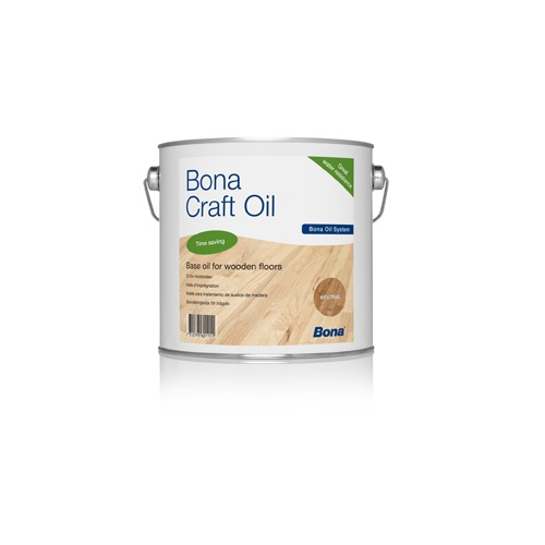 Bona Craft Oil Neutral 2.5 L