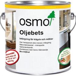 Osmo Oljebets 3518 Ljusgrå sidenmatt 0,5 L