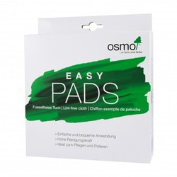 Osmo Trasa luddfri EasyPad 10-pack Vit 325X340 MM