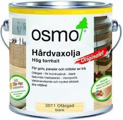 Osmo Hårdvaxolja Originalet 3011 Ofärgad blank 0,375 L