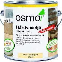 Osmo Hårdvaxolja Originalet 3011 Ofärgad blank 0,75 L