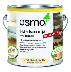 Osmo Hårdvaxolja Halkskydd R9 3088 Ofärgad halvmatt 0,75 L