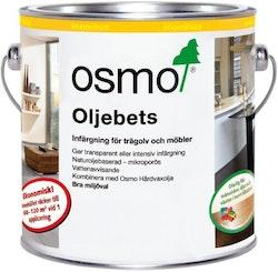 Osmo Oljebets 3518 Ljusgrå sidenmatt 1 L