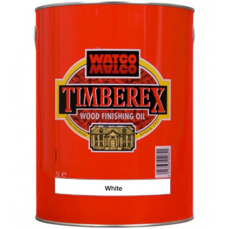 Timberex White 5 L