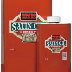 Timberex Satin Oil Ofärgad 5 L