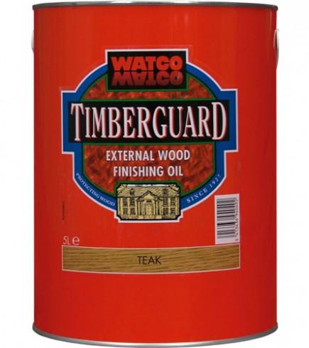 Timberex Timberguard Teak Teak 5 L
