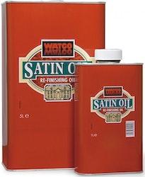 Timberex Satin Oil White 5 L