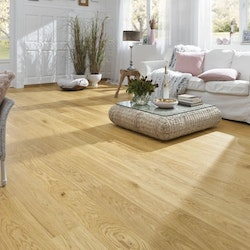 Tarkett Pure Ek Nature Plank 1-Stav - Mattlack - Parkettgolv - 2200 MM - 13 MM