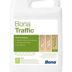 Bona Traffic Sidenmatt 4.95 L