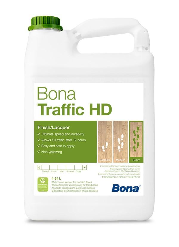 Bona Traffic HD Sidenmatt 4.95 L