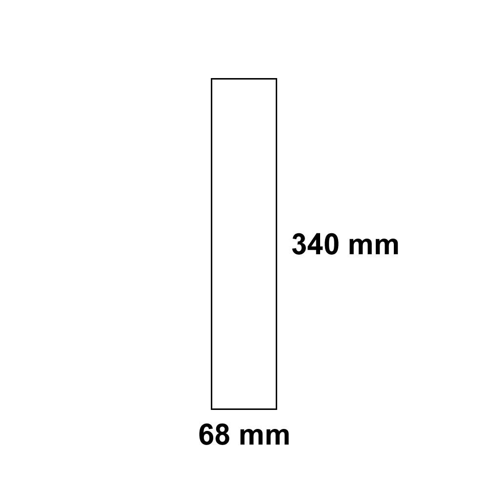 VARUPROV Hørning Ek Country / Rustik - 340x68mm - Fiskbensparkett