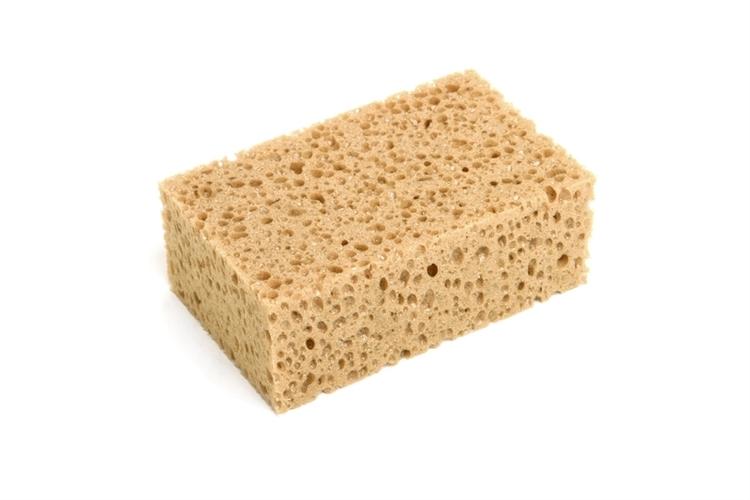 Ps Sponge tabaco 110x140x70 mm 10st