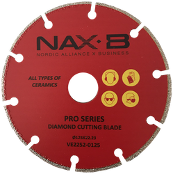Ps Diamond cutting blade 125 mm