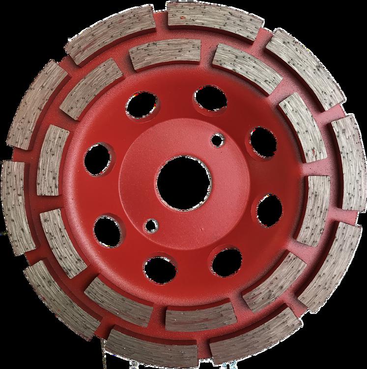 Ps Double row grinding weel 125 mm