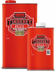 Timberex Heavy Duty UV Plus Ofärgad 5 L