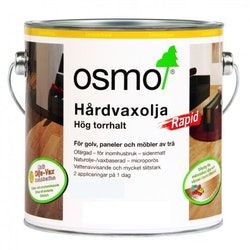 Osmo Hårdvaxolja Rapid 3240 [DG] Vit sidenmatt 10 L