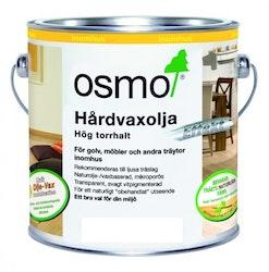 Osmo Hårdvaxolja Effekt Silver 3091 Silver sidenmatt 0,125 L