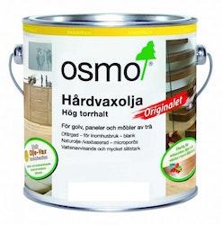 Osmo Hårdvaxolja Originalet 3032 Ofärgad sidenmatt 0,375 L
