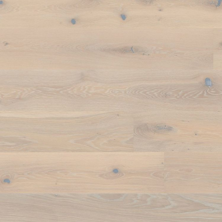 Boen Ek Pale White - Plank - Parkettgolv