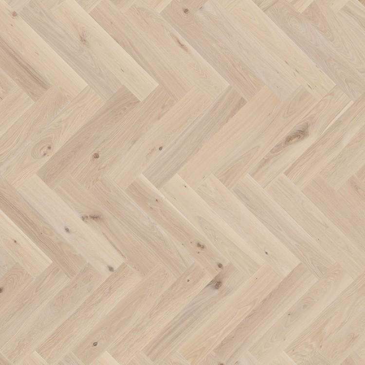 Tarkett Segno Ek Limestone Höger Plank - Parkettgolv